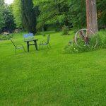 Hotel Haus Friedental Gartenansicht