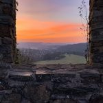 Aussicht Burg Susanna Mokroß