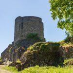 Burgruine Eingang Jiri Hampl